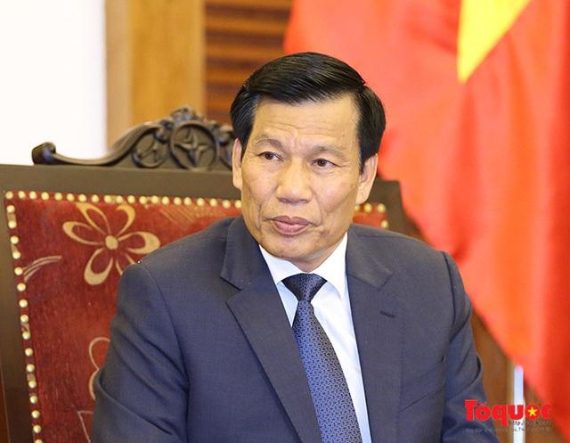 Thư chúc Tết của Bộ trưởng Bộ Văn hóa, Thể thao và Du lịch Nguyễn Ngọc Thiện - Ảnh 1.