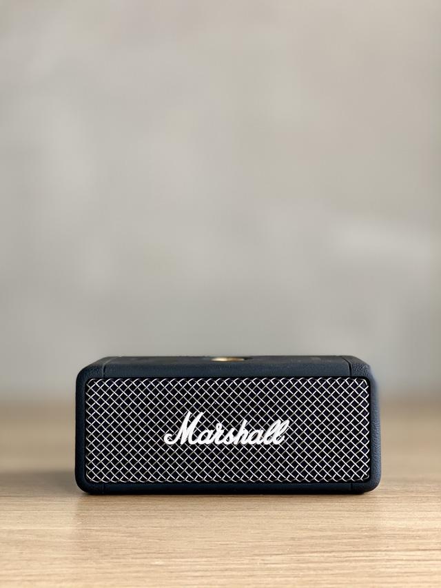 Loa bluetootch Marshall Emberton: Nhỏ xinh, âm thanh xịn - Ảnh 4.