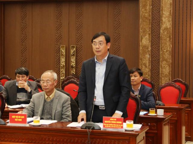 Bí thư Vương Đình Huệ: Sản phẩm du lịch của Thủ đô còn thiếu đẳng cấp và sự khác biệt - Ảnh 2.
