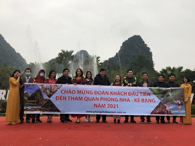"""""""Cơ hội vàng"""" cho khách du lịch nội địa đến với Quảng Bình trong thời gian tới - Ảnh 1."""