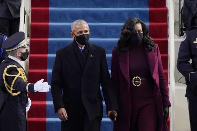 """Thời trang Mỹ """"lên ngôi"""" tại lễ nhậm chức, gợi nhớ tới kỷ nguyên Obama - Ảnh 4."""