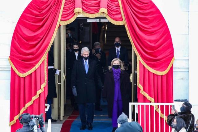 """Thời trang Mỹ """"lên ngôi"""" tại lễ nhậm chức, gợi nhớ tới kỷ nguyên Obama - Ảnh 3."""