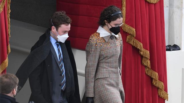 """Thời trang Mỹ """"lên ngôi"""" tại lễ nhậm chức, gợi nhớ tới kỷ nguyên Obama - Ảnh 6."""