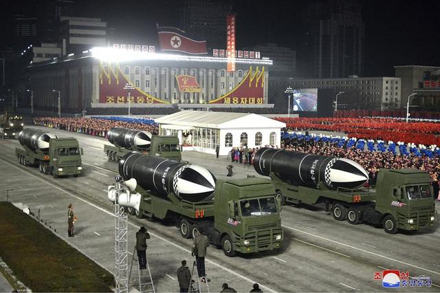 Chủ tịch Triều Tiên bắt đầu từ đầu với chính quyền Tổng thống Biden - Ảnh 1.