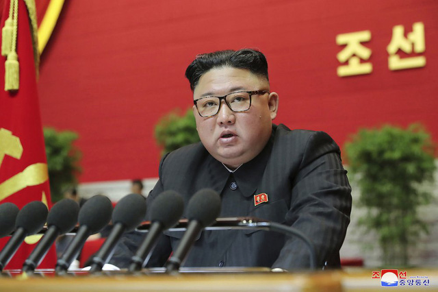 Chủ tịch Triều Tiên bắt đầu từ đầu với chính quyền Tổng thống Biden - Ảnh 2.