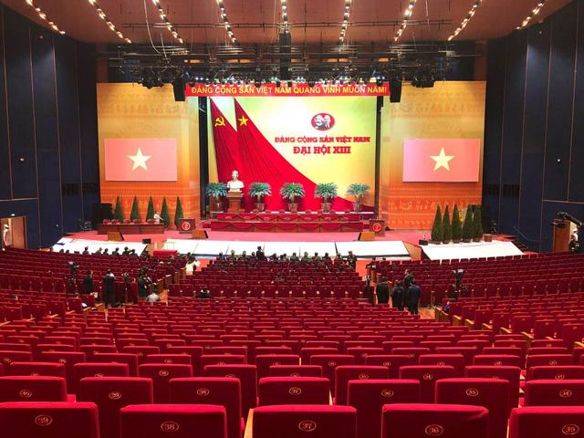 Trung tâm Hội nghị quốc gia sẵn sàng cho Đại hội XIII của Đảng - Ảnh 14.