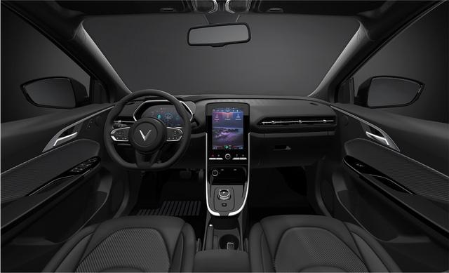 VinFast ra mắt 3 dòng ô tô điện tự lái – khẳng định tầm nhìn trở thành hãng xe điện thông minh toàn cầu - Ảnh 2.