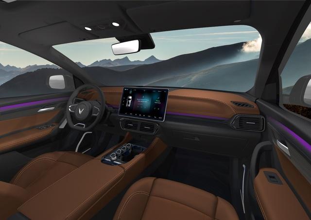 VinFast ra mắt 3 dòng ô tô điện tự lái – khẳng định tầm nhìn trở thành hãng xe điện thông minh toàn cầu - Ảnh 4.