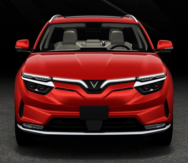 VinFast ra mắt 3 dòng ô tô điện tự lái – khẳng định tầm nhìn trở thành hãng xe điện thông minh toàn cầu - Ảnh 5.