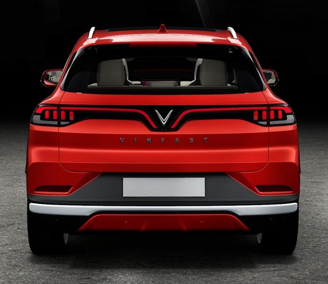 VinFast ra mắt 3 dòng ô tô điện tự lái – khẳng định tầm nhìn trở thành hãng xe điện thông minh toàn cầu - Ảnh 6.