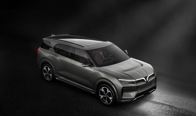 VinFast ra mắt 3 dòng ô tô điện tự lái – khẳng định tầm nhìn trở thành hãng xe điện thông minh toàn cầu - Ảnh 8.