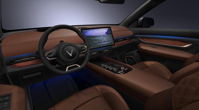 VinFast ra mắt 3 dòng ô tô điện tự lái – khẳng định tầm nhìn trở thành hãng xe điện thông minh toàn cầu - Ảnh 9.