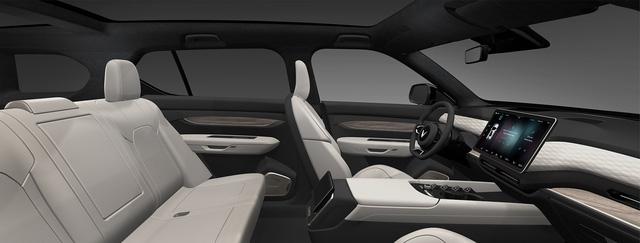 VinFast ra mắt 3 dòng ô tô điện tự lái – khẳng định tầm nhìn trở thành hãng xe điện thông minh toàn cầu - Ảnh 11.