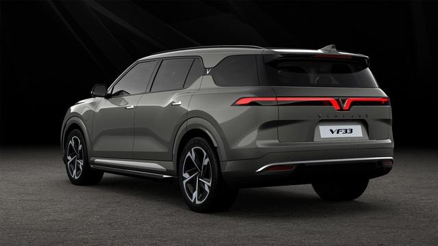 VinFast ra mắt 3 dòng ô tô điện tự lái – khẳng định tầm nhìn trở thành hãng xe điện thông minh toàn cầu - Ảnh 12.