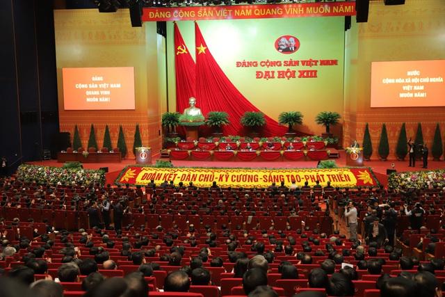Đại hội 13 của Đảng: Tin tưởng, quyết tâm đưa đất nước phát triển bền vững - Ảnh 3.