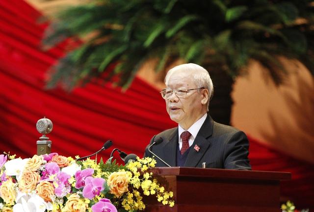 """Tổng bí thư, Chủ tịch nước: """"Thế và lực của đất nước ta không ngừng được nâng cao trên trường quốc tế"""" - Ảnh 1."""