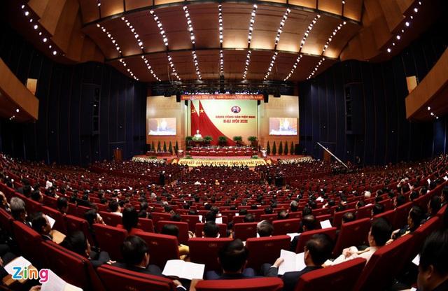 Đại hội XIII của Đảng thể hiện bản lĩnh, ý chí kiên cường và quyết tâm tiến tới mục tiêu dân giàu, nước mạnh, dân chủ, công bằng, văn minh - Ảnh 5.
