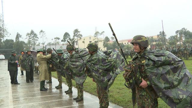 Lực lượng vũ trang Thừa Thiên Huế tin tưởng, kỳ vọng vào Đại hội XIII của Đảng - Ảnh 3.
