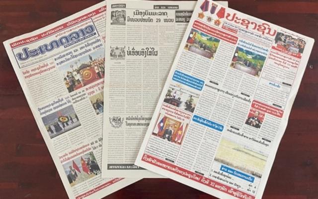 Truyền thông thế giới đưa tin đậm về Đại hội XIII của Đảng - Ảnh 1.