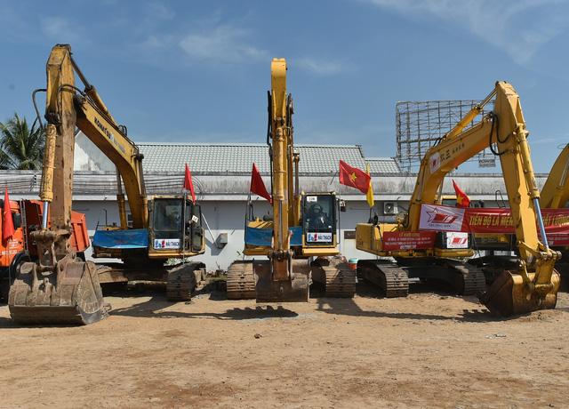 Thủ tướng phát lệnh khởi công Dự án cao tốc Mỹ Thuận- Cần Thơ - Ảnh 2.