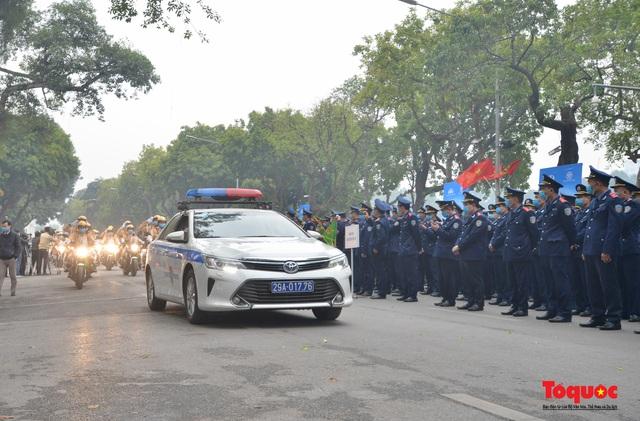 Lễ phát động ra quân Năm An toàn giao thông 2021 - Ảnh 6.