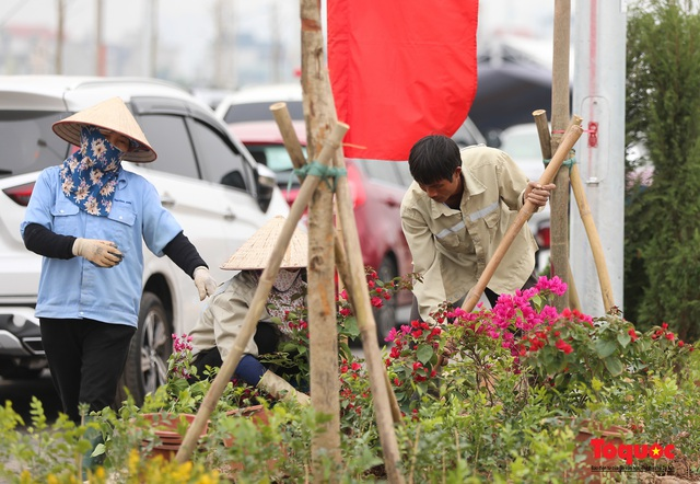 Toàn cảnh nút giao Cổ Linh với cao tốc Hà Nội Hải Phòng hơn 400 tỷ trước ngày thông xe - Ảnh 9.
