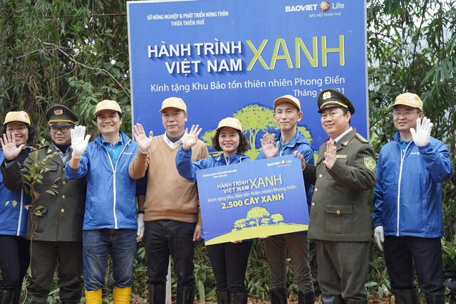 Trồng 2.500 cây gỗ bản địa tại Khu bảo tồn thiên nhiên Phong Điền - Ảnh 6.