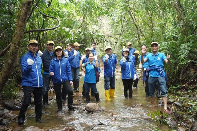 Trồng 2.500 cây gỗ bản địa tại Khu bảo tồn thiên nhiên Phong Điền - Ảnh 5.