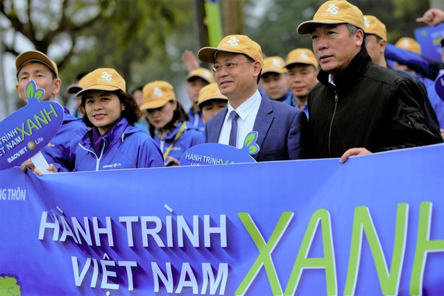 Trồng 2.500 cây gỗ bản địa tại Khu bảo tồn thiên nhiên Phong Điền - Ảnh 1.