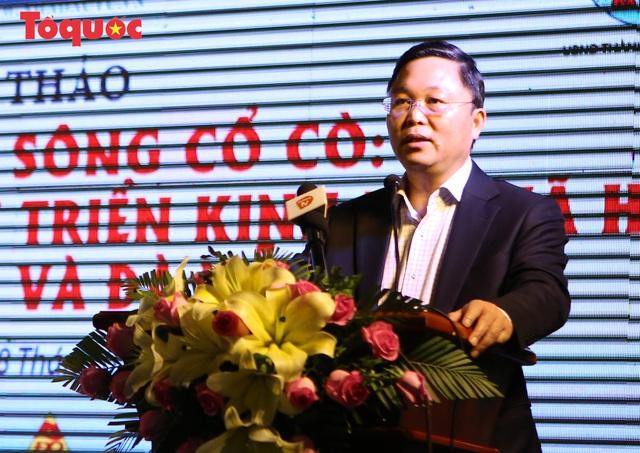 """""""Kỳ vọng của Quảng Nam và Đà Nẵng sẽ """"biến"""" sông Cổ Cò thành một trong những con sông đẹp nhất của Việt Nam"""" - Ảnh 2."""