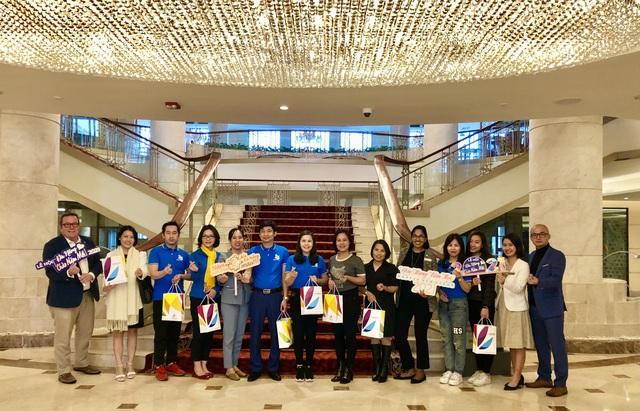 Đón đoàn 1.000 khách, tín hiệu vui đầu năm cho du lịch MICE Đà Nẵng - Ảnh 1.