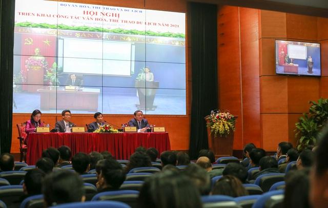 Phó Thủ tướng Vũ Đức Đam: Chưa bao giờ các giá trị tốt đẹp của Việt Nam được khơi lên như bây giờ - Ảnh 4.