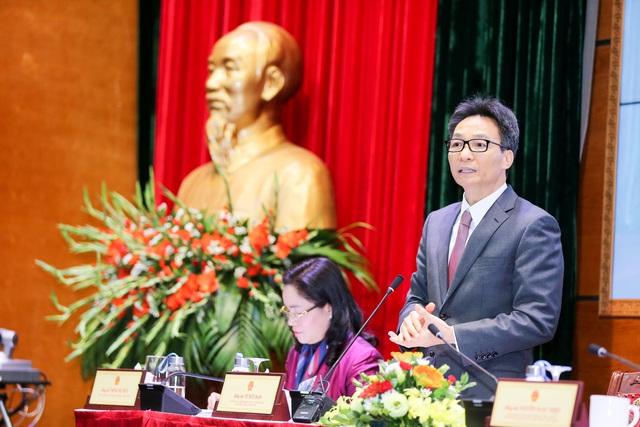 Phó Thủ tướng Vũ Đức Đam: Chưa bao giờ các giá trị tốt đẹp của Việt Nam được khơi lên như bây giờ - Ảnh 1.