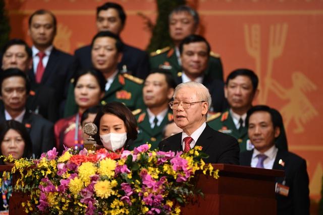 Tổng Bí thư, Chủ tịch nước Nguyễn Phú Trọng: Nhiệm kỳ khóa XIII phải làm tốt hơn nhiệm kỳ khóa XII - Ảnh 1.