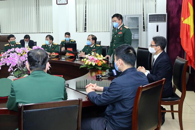Lãnh đạo Đảng, Nhà nước chúc Tết các đơn vị - Ảnh 3.