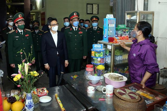 Lãnh đạo Đảng, Nhà nước chúc Tết các đơn vị - Ảnh 4.