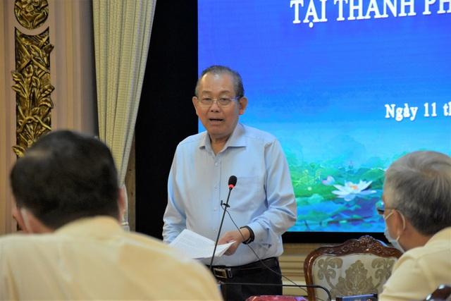 Lãnh đạo Đảng, Nhà nước chúc Tết các đơn vị - Ảnh 6.