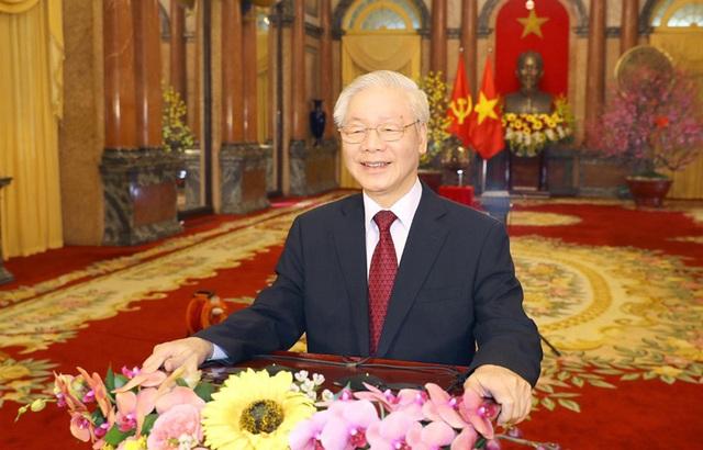Tổng Bí thư, Chủ tịch nước Nguyễn Phú Trọng: Phát huy sức mạnh và ý chí vươn lên của dân tộc - Ảnh 1.