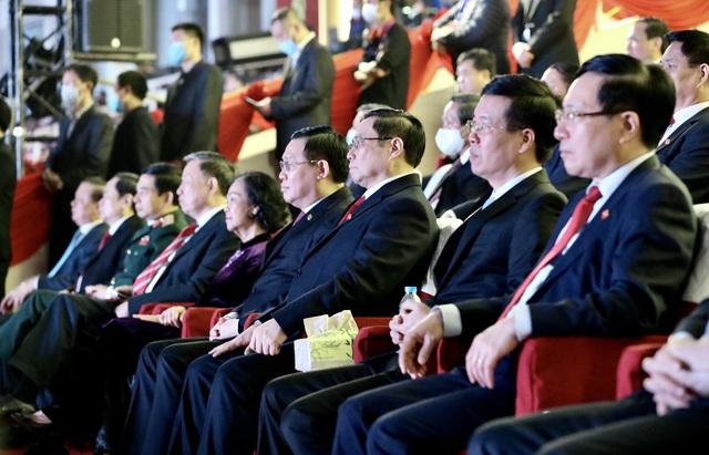 Khát vọng- Tỏa sáng chào mừng thành công Đại hội XIII của Đảng - Ảnh 1.