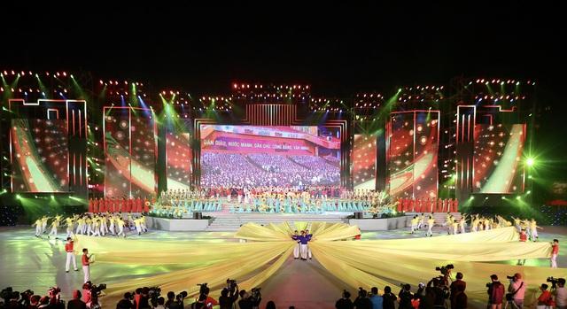 Khát vọng- Tỏa sáng chào mừng thành công Đại hội XIII của Đảng - Ảnh 4.