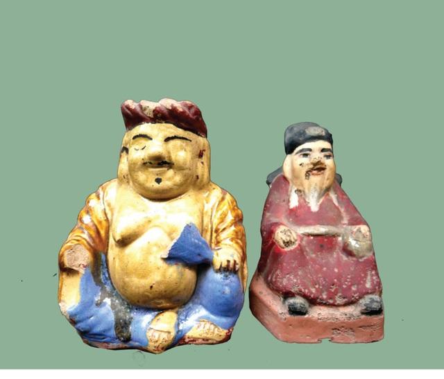 """Giải mã """"Thần Đất: Ông Địa và Thần Tài"""" trong văn hóa Việt - Ảnh 2."""