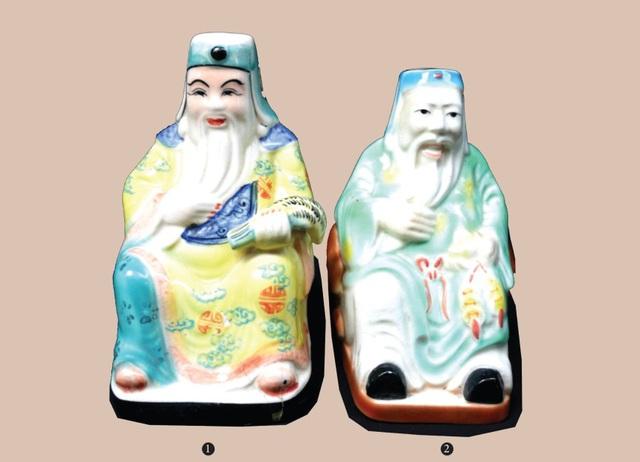"""Giải mã """"Thần Đất: Ông Địa và Thần Tài"""" trong văn hóa Việt - Ảnh 3."""