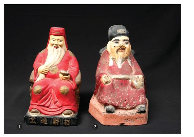 """Giải mã """"Thần Đất: Ông Địa và Thần Tài"""" trong văn hóa Việt - Ảnh 1."""