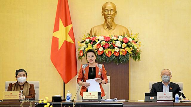 Chủ tịch Quốc hội: Đây là nhiệm kỳ Chính phủ rất thành công trong bối cảnh nhiều khó khăn - Ảnh 1.