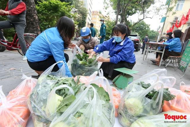 Hà Nội: Chung tay giải cứu nông sản giúp người nông dân Hải Dương - Ảnh 5.