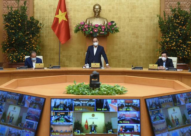 Thủ tướng: Bộ Y tế tiếp nhận các kênh có vaccine quan tâm tới Việt Nam để có khối lượng cần thiết tiêm cho nhân dân - Ảnh 2.