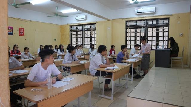 Hải Phòng quyết định thi 3 môn vào lớp 10 THPT - Ảnh 1.