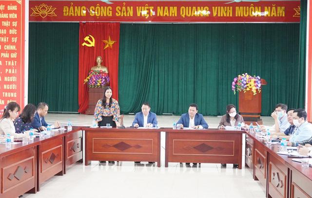 Chủ tịch huyện Mê Linh: Không có chuyện nông sản thừa hay cần giải cứu - Ảnh 2.