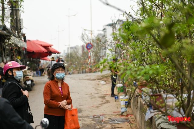 Sau Tết Nguyên đán người dân thủ đô bỏ tiền triệu mua cây bưởi về chơi - Ảnh 6.