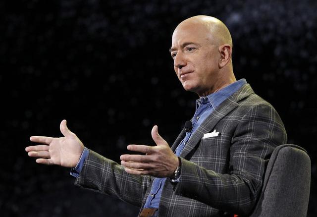 Hé lộ lý do khiến Jeff Bezos không còn muốn làm CEO Amazon - Ảnh 1.